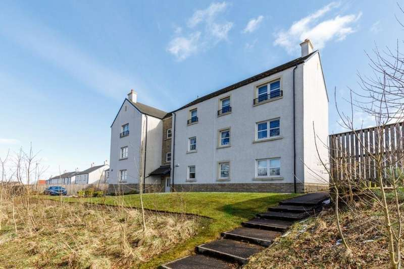 2 Bedrooms Ground Flat for sale in 3 Cherrybank Gardens, Newton Mearns, G77 6TX