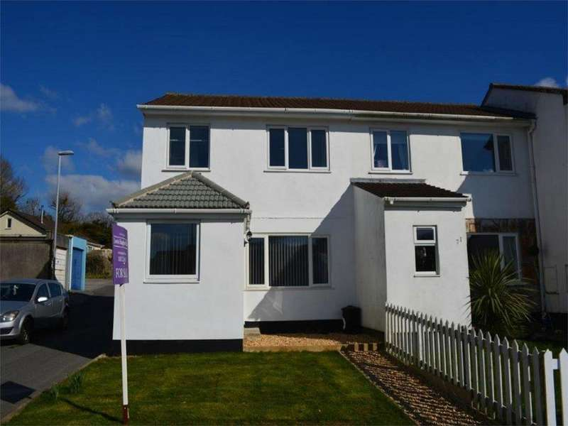 3 Bedrooms End Of Terrace House for sale in South Park, REDRUTH, Cornwall