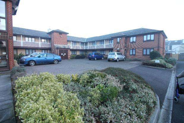 1 Bedroom Retirement Property for sale in Milford Court, PO4