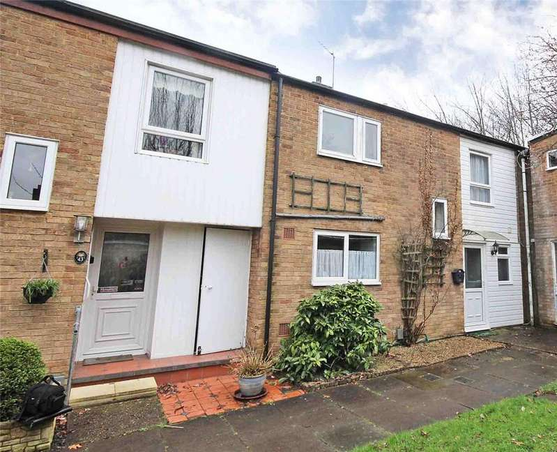 3 Bedrooms End Of Terrace House for sale in Blythway, Welwyn Garden City, Hertfordshire