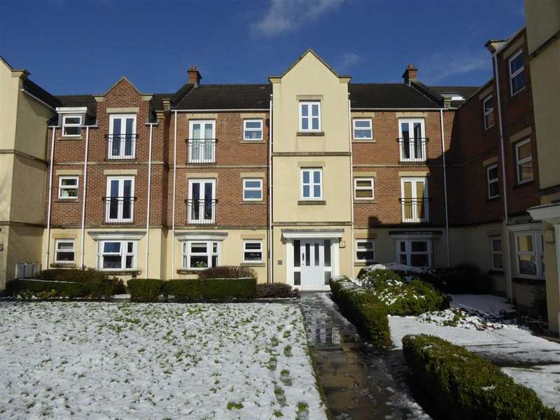 2 Bedrooms Apartment Flat for sale in Whitehall Croft, Wortley, Leeds, West Yorkshire, LS12