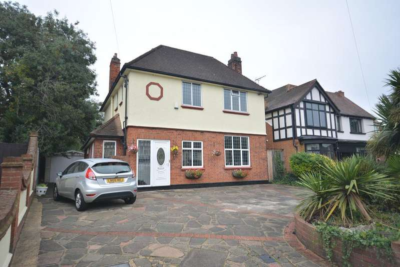 3 Bedrooms Detached House for sale in Slewins Lane, Hornchurch RM11