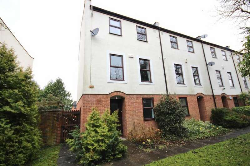 4 Bedrooms Town House for sale in Cleevelands Drive, Pittville, Cheltenham, GL50