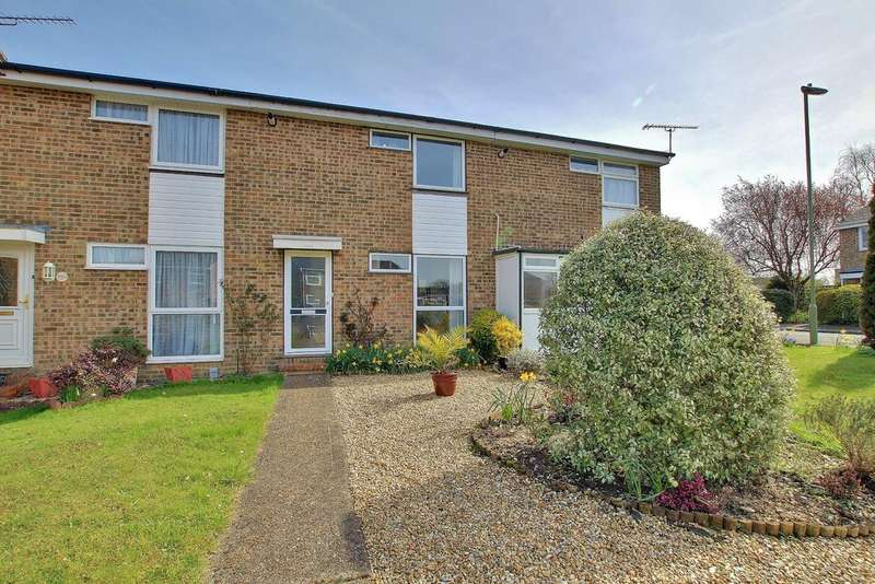 2 Bedrooms Terraced House for sale in NORTH BADDESLEY