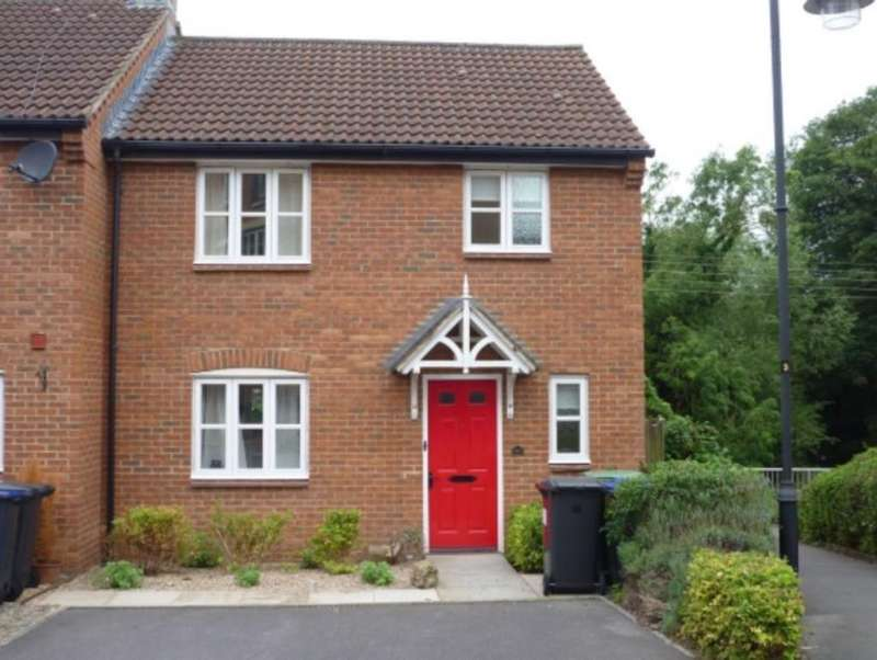 3 Bedrooms End Of Terrace House for rent in BITHAM MILL, WESTBURY
