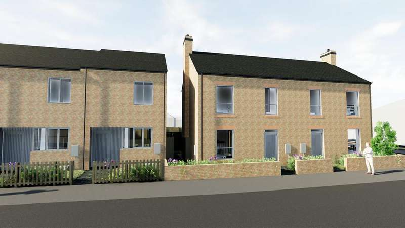 3 Bedrooms Semi Detached House for sale in Hargrave Mews, Whitchurch Road, Great Boughton, CH3