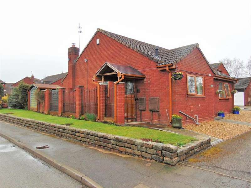 3 Bedrooms Detached Bungalow for sale in Hall Lane, Witherley, Atherstone