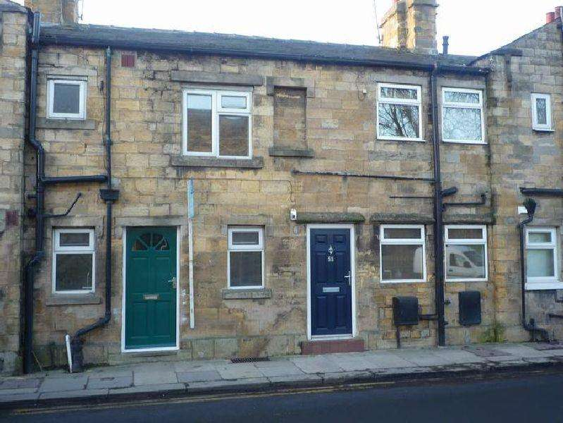 2 Bedrooms Terraced House for sale in WESTGATE, WETHERBY, LS22 6NH