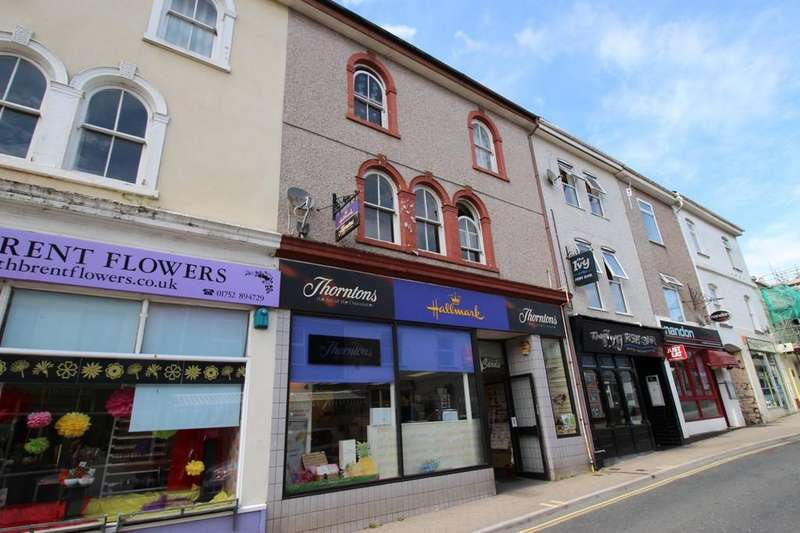 2 Bedrooms Terraced House for sale in Fore Street, Ivybridge