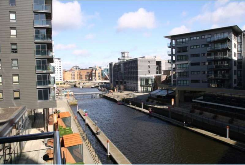 2 Bedrooms Apartment Flat for sale in LA SALLE, CHADWICK STREET, LEEDS, LS10 1NG