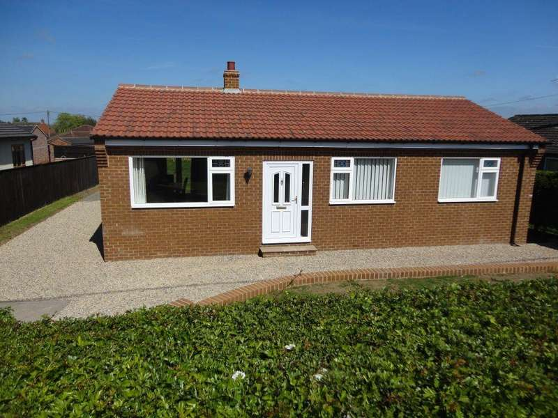 3 Bedrooms Detached Bungalow for sale in 38 Leases Road, Leeming Bar, Northallerton