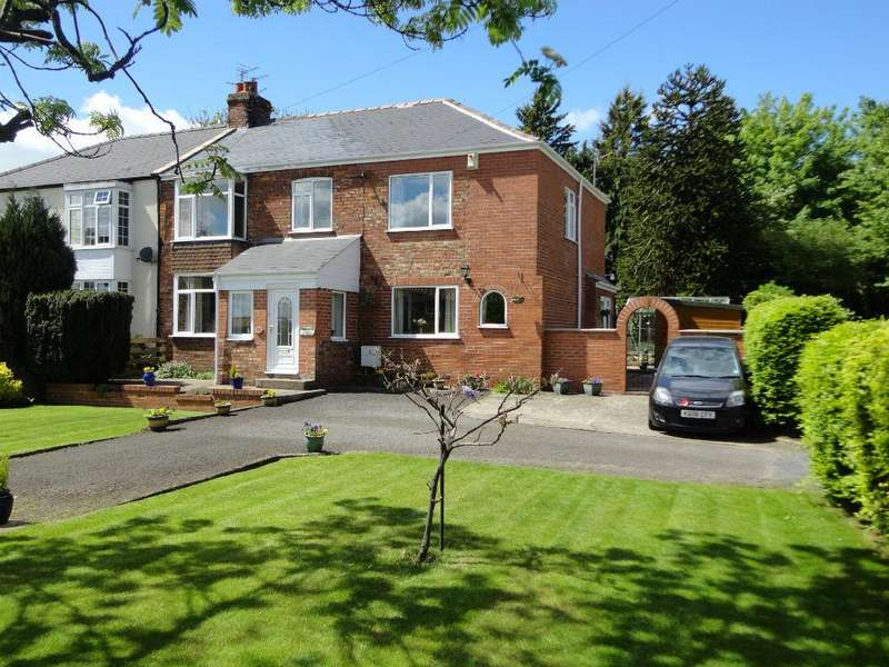 5 Bedrooms Semi Detached House for sale in 75 Bedale Road, Aiskew, Bedale