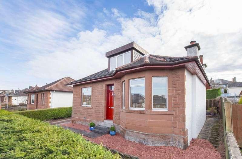 3 Bedrooms Detached Bungalow for sale in 142 Blairbeth Road, Burnside, Glasgow, G73 5DJ