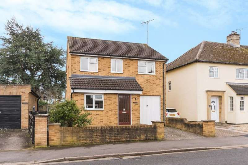 3 Bedrooms Detached House for sale in St. Peters Road, Abingdon