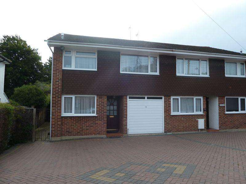3 Bedrooms Semi Detached House for sale in Main Road, Hextable