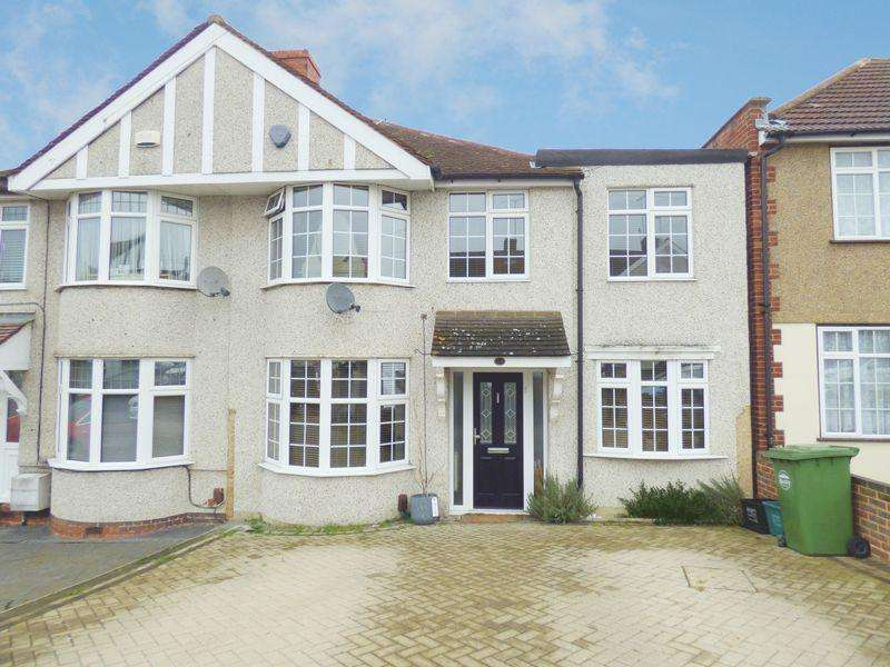 4 Bedrooms Semi Detached House for sale in Holmsdale Grove, Bexleyheath