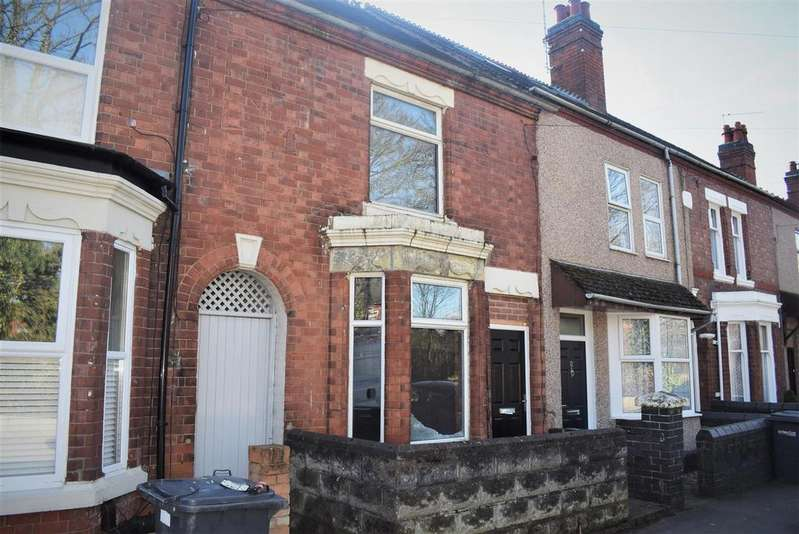 3 Bedrooms Terraced House for sale in Countess Road, Nuneaton