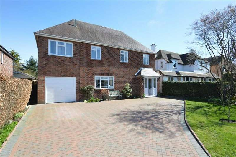 5 Bedrooms Detached House for sale in 14, Bicton Lane, Shrewsbury, SY3