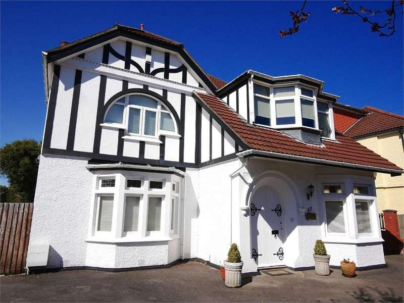 5 Bedrooms Detached House for sale in 67 Westbourne Road, Penarth