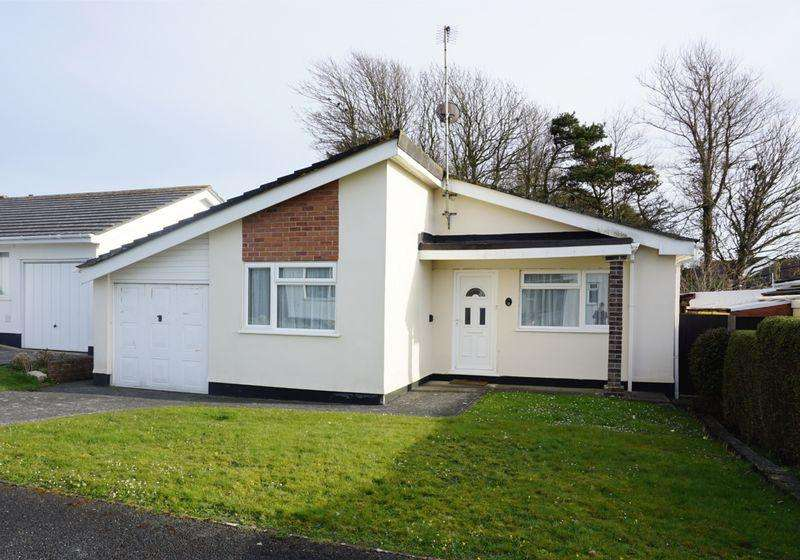 3 Bedrooms Detached Bungalow for sale in Fosters Way, Bude