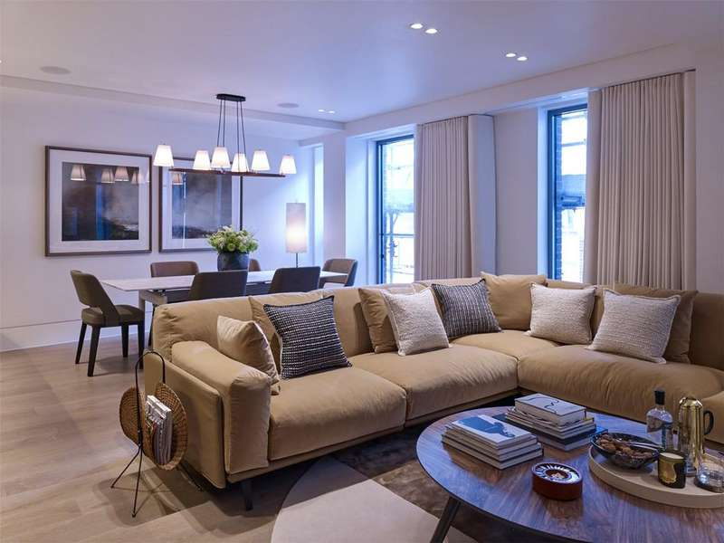 3 Bedrooms Apartment Flat for sale in Adelphi Terrace, Covent Garden, WC2N