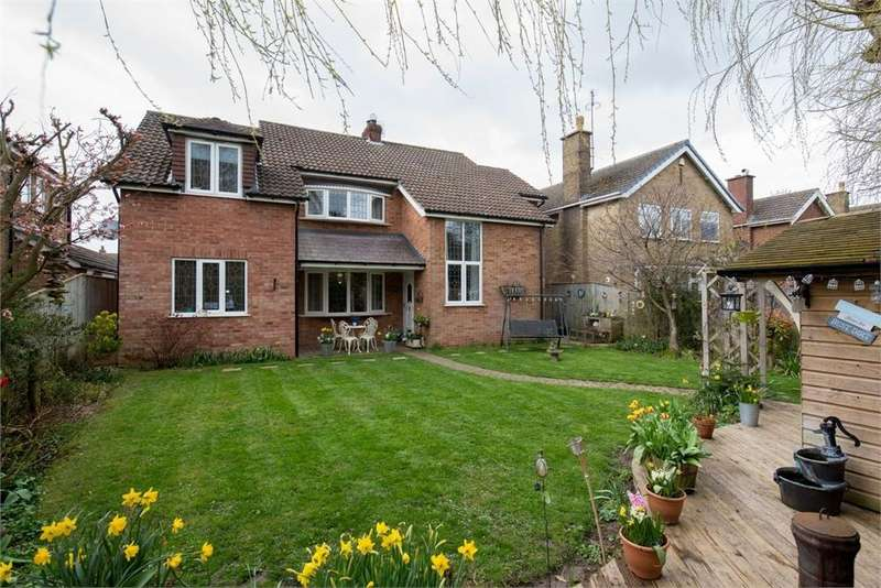 4 Bedrooms Detached House for sale in London Road, Boston, Lincolnshire