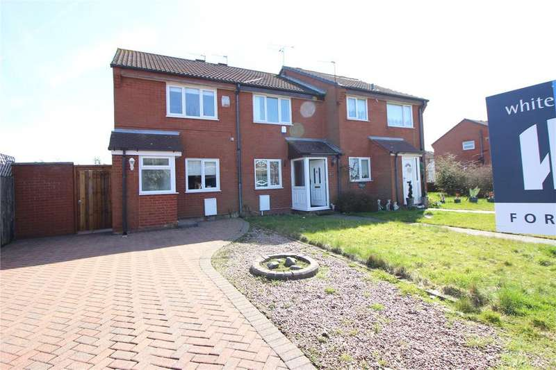 2 Bedrooms End Of Terrace House for sale in Newbury Way, Liverpool, Merseyside, L12