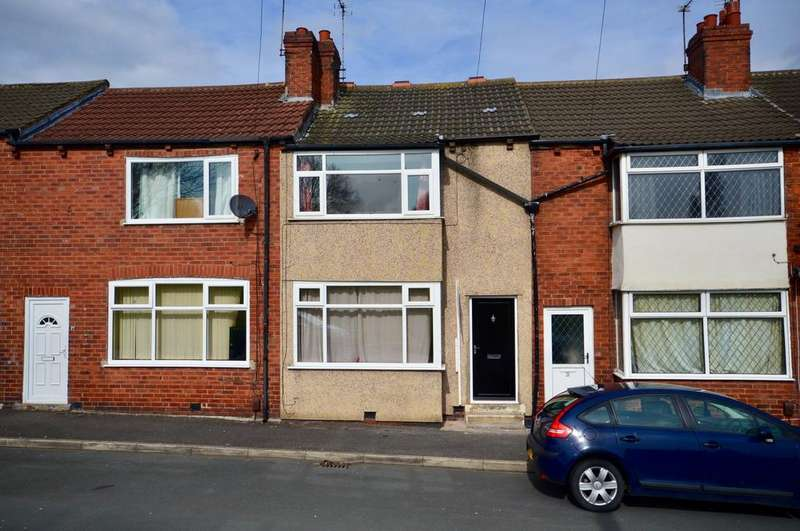 2 Bedrooms Terraced House for sale in Elsworth Street, Leeds, West Yorkshire
