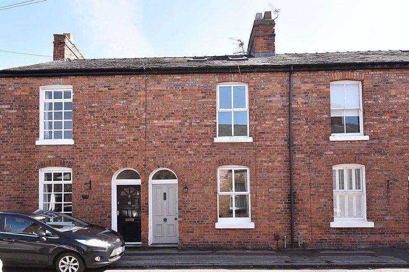 3 Bedrooms Terraced House for sale in Albert Street, Knutsford