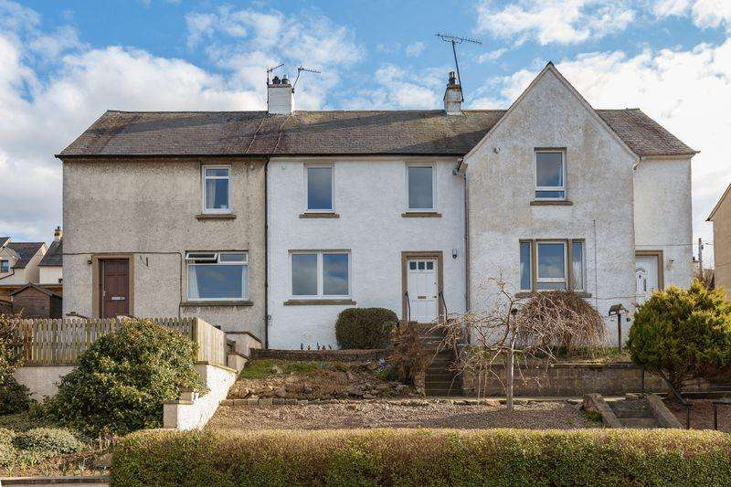 2 Bedrooms Terraced House for sale in 37 Priors Walk, Melrose