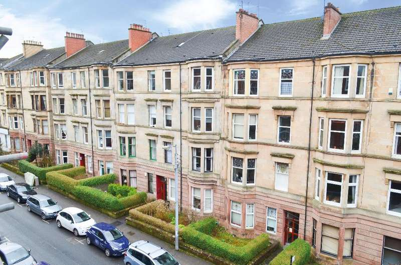 2 Bedrooms Flat for sale in Havelock Street, Flat 2/1, Hillhead, Glasgow, G11 5JB