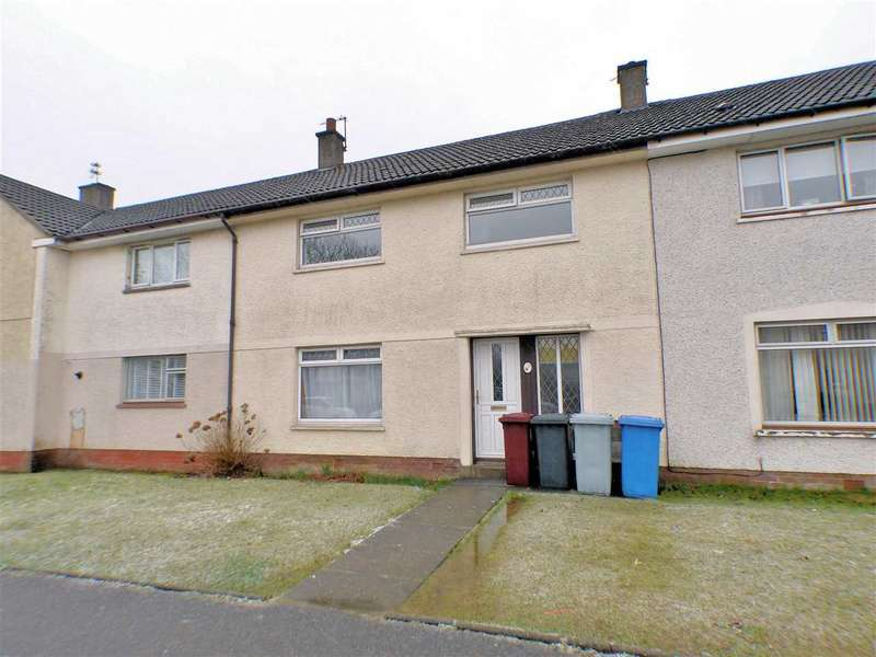 3 Bedrooms Terraced House for sale in Maxwelton Avenue, Calderwood, EAST KILBRIDE