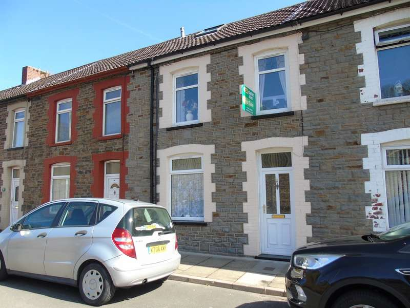 3 Bedrooms Terraced House for sale in Standard Terrace, Porth