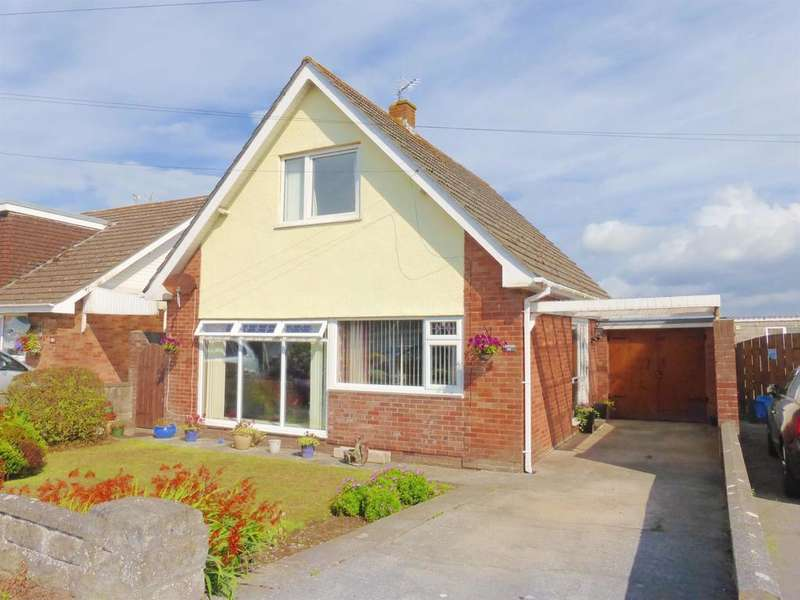 3 Bedrooms Bungalow for sale in Long Acre Drive, Nottage, Porthcawl