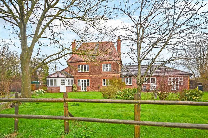 5 Bedrooms Detached House for sale in Chilton Trinity, Bridgwater, Somerset, TA5