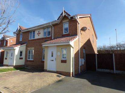 4 Bedrooms Semi Detached House for sale in Lingfield Close, Bootle, Liverpool, Merseyside, L30