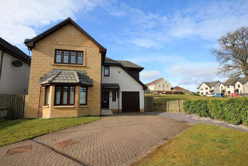 4 Bedrooms Detached House for sale in Barnwell Drive, Balfron, Glasgow, G63 0RG