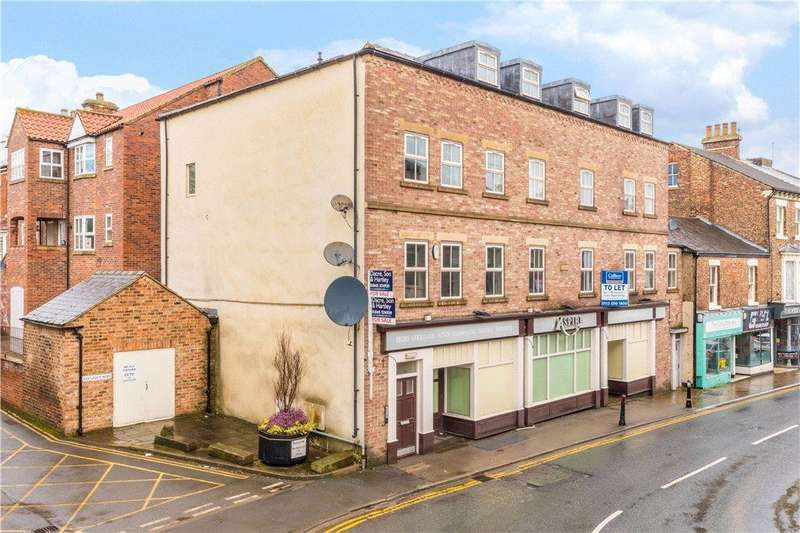 2 Bedrooms Apartment Flat for sale in Apartment 2, Regent House, 3 Market Place, Thirsk