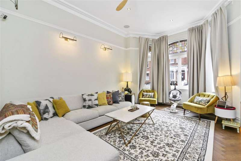 3 Bedrooms Flat for sale in Comeragh Road, London, W14