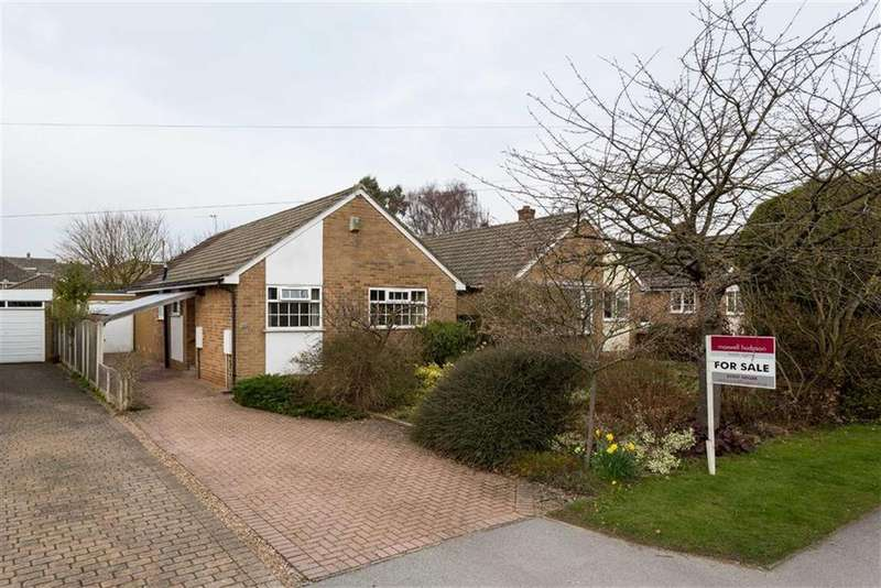2 Bedrooms Bungalow for sale in Clifford Moor Road, Boston Spa, LS23