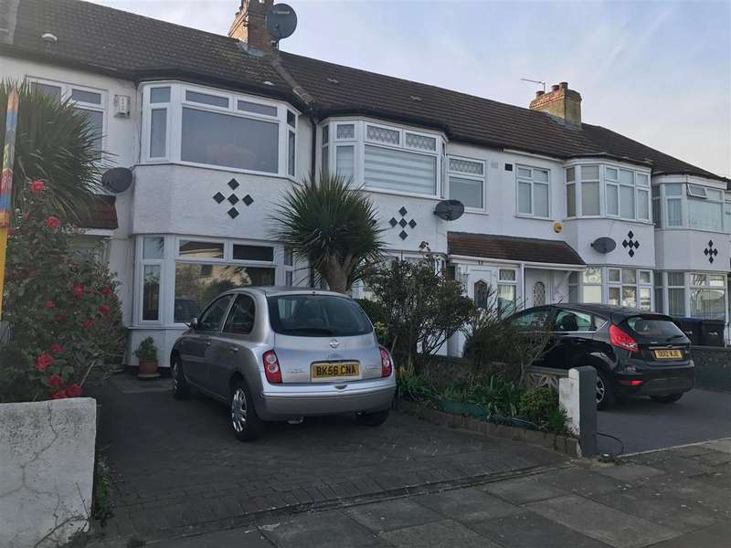 3 Bedrooms Terraced House for sale in Broadlands Avenue, Enfield