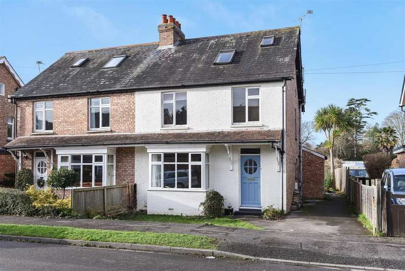 4 Bedrooms Semi Detached House for sale in Tregarth Road, Chichester