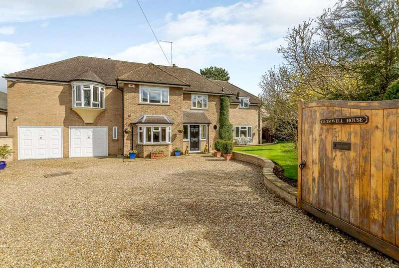 5 Bedrooms Detached House for sale in Second Drift, Wothorpe, Stamford, Lincolnshire