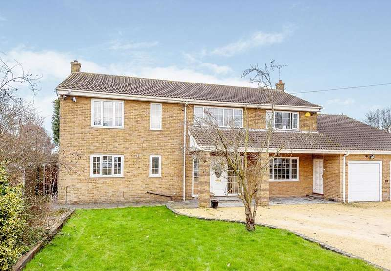4 Bedrooms Detached House for sale in Orsett Road, Horndon-On-The-Hill, Stanford-Le-Hope, Essex, SS17