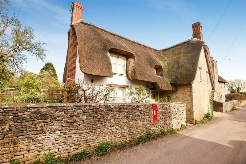 2 Bedrooms Cottage House for sale in Sutton Lane, Sutton, Witney