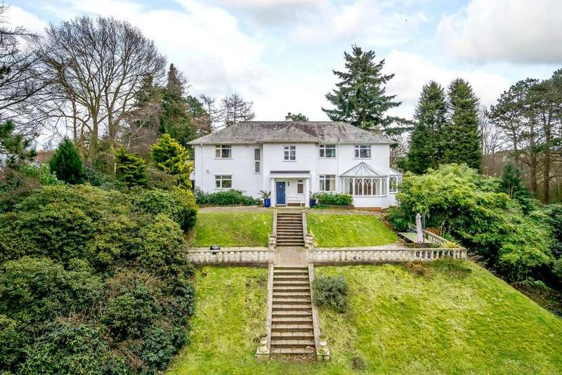 5 Bedrooms Detached House for sale in Delamere Road, Norley, Cheshire
