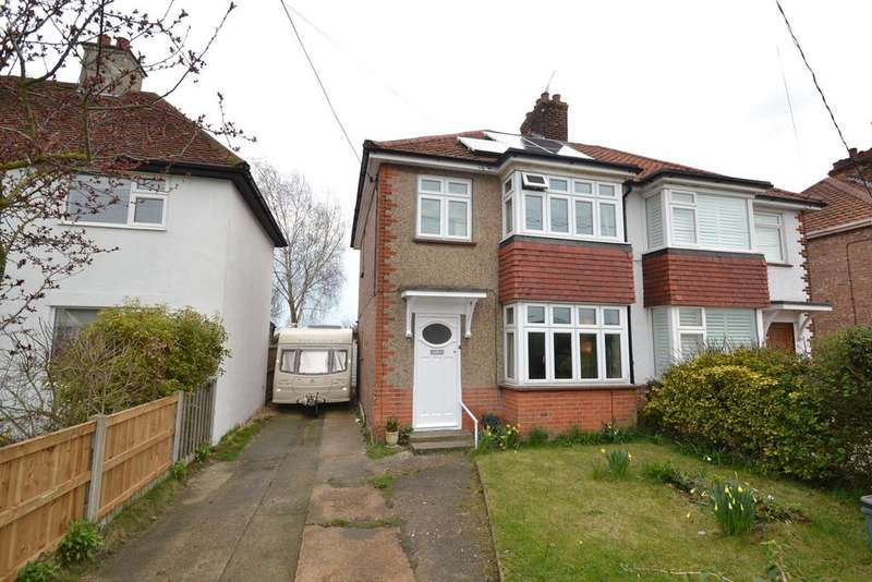 3 Bedrooms Semi Detached House for sale in Halstead Road, Kirby Cross, Frinton-on-Sea, CO13