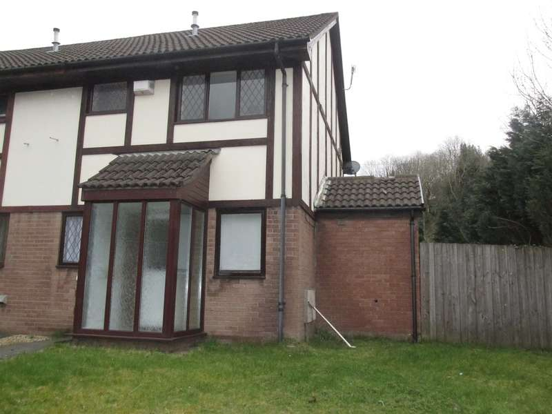 3 Bedrooms End Of Terrace House for sale in The Rink, Merthyr Tydfil