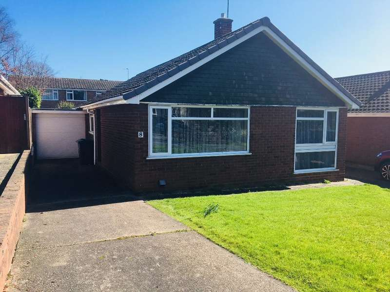 3 Bedrooms Detached Bungalow for sale in Fitz Roy Avenue, Harborne, Birmingham, B17 8RS