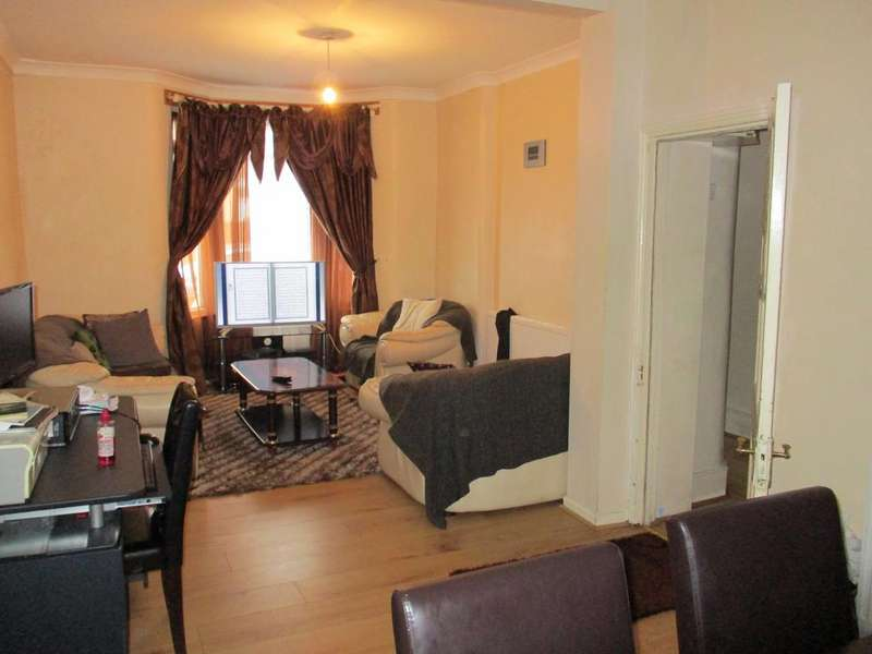 3 Bedrooms Terraced House for sale in CHISWICK ROAD, EDMONTON N9